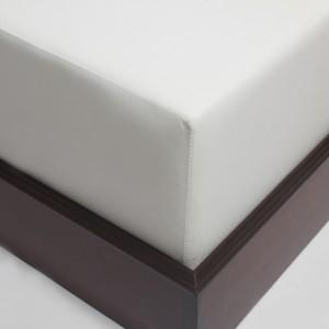 Percale T 180 Classic Quality Queen Size Fitted Sheet 60u2033x80u2033+12u2033 CVC